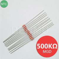 MGD18 500K 1% 4050 variable thermique resistor+thermistor en verre NTC d