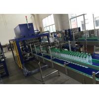 Commercial Case Box Shrink Packaging Equipment Carton Sealer Packer For Bottles