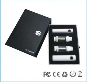 China 450mAh 500puffs Ego Kit E Cig Elips Atomizer Kit LSK With Clearomizer Oil Vaporizer Pen on sale