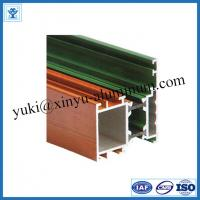 Aluminum price per ton for thermal break profile window and door