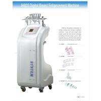 China vacuum vibrating breast lifting firming breast massager machine on sale