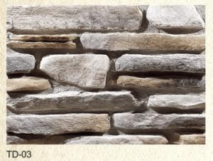 China 2014 hot sell light weight exterior light weight stacked stone on sale