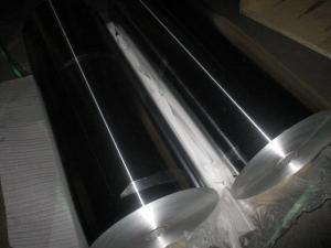 China Temper O Brazing Aluminum Condenser Coil / 0.35MM Thickness AC Condenser Coil on sale