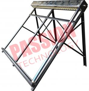 China Hotel Solar Evacuated Tube Collectors , Solar Thermal Energy Collector 0.5 Bar on sale