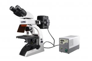 China Perfect Image Fluorescent Science Microscope Professional Comparison Microscope on sale