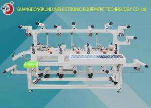 China Electronic Product Screen Protector Film Lamination Machine Fully Automatic on sale