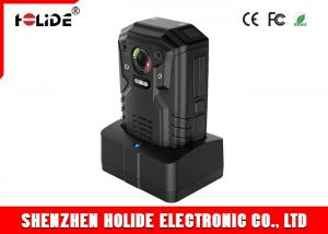China USB Charging Wearable Body Camera GPS 4G LTE Wifi 1296P GPS Positioning Module on sale