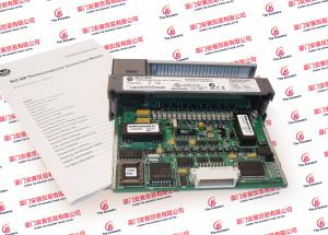 China 1746-IA16 The 1746-IA16 SLC 500 Model 1746 Input Module receives and stores digitally converted analog data into its ima on sale