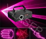 400MW rose  animation laser light