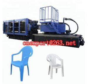 China plastic chair injection molding machine on sale