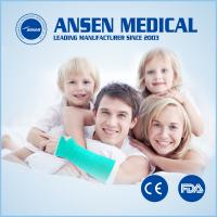 Ansen Waterproof Fraction Fix Fiberglass Casting Tape Perfect Substitution of Plaster Bandage