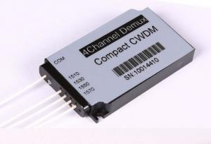 China Compact CWDM Module for Optical Telecommunication Network System 4CH 8CH 16CH available on sale