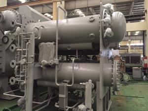 China Carbon Steel Absorption Heat Pump To Recover Low Grade Waste Heat At 15~70 ℃ on sale