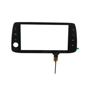 China Customized Car Capacitive Touch Screen with Atmel IC  For Car Navigation Display on sale