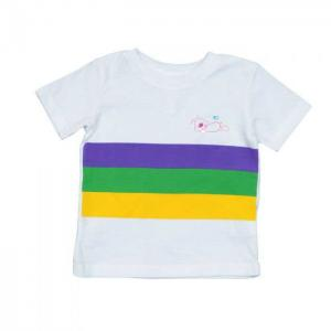 China cotton  short sleeve Blank  T shirts infants short t safty t shirts  knit wear soft breathable t shirts print logo strip supplier