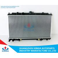 China Nissan SUNNY Aluminium Car Radiators 00 N16/B15/QG13 21460-4M400/4M700/4M707 AT on sale