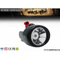 China Water-proof IP67 0.85W 230mA High Power Rechargeable Battery LED Mining Light on sale