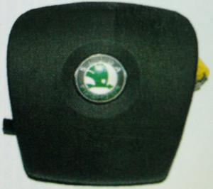 China the airbag cover for Skoda Octavia A5 - driver side on sale