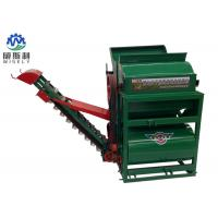 Electric Motor Matched Peanut Picker , Groundnut Plucking Machine Low Impurity Rate