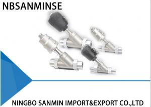China High Reliability Sanmin Angle Seat Piston Valve Plunger Pilot Operating JDF200 Series on sale
