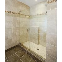 Shower Door Enclosures Glass , Frameless Doors Glass Tempered