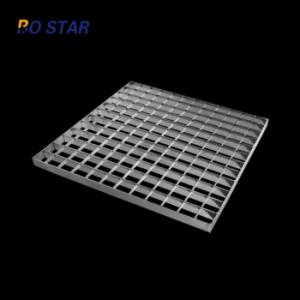 China Galvanized Steel Bar Grating Hot Dipped Zinc Heavy Duty Grating on sale