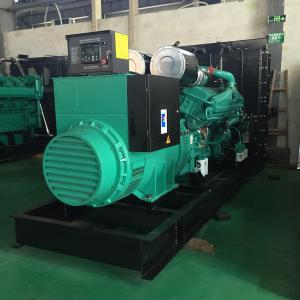 China 1000KVA Cummins KTA38-G5 Engine Powered Generator Set 3 Phase Industrial Generator on sale