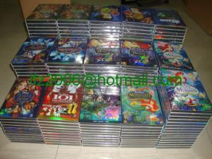 China Wholesale Best Sellers Disney DVD Movie on sell on sale