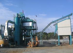 China QLB-1000 asphalt mixing plant on sale