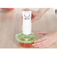 Handheld  Mini Vacuum Sealer Machine Fresh Seal Vac Mini Food Saver Vacuum Sealer