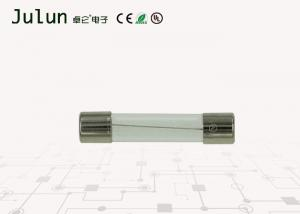 China Fast Break Electronic Circuit Board Fuses Glass Tube Fuse 6mm X 30mm on sale