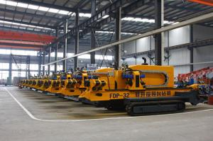 China Full Hydraulic Horizontal Directional Drilling Rigs FDP-32 , Self-propelled on sale