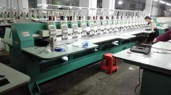 Refurbished Tajima Industrial Embroidery Sewing Machine For Golf