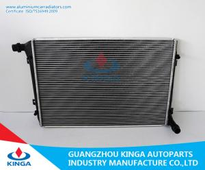 China Volkswangen Car Engine Cooling Radiator Replacement For PASSAT(05-)/ JETTA(05-) MT on sale