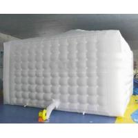 Hot sale used inflatable tent/inflatable cube tent for sale