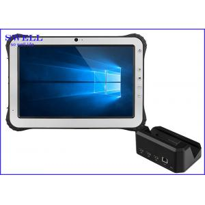 China IP65 Quad core 10 inch tablet computer operates with intel Z3735F on sale