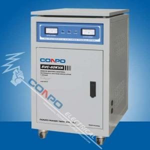 China Servo-Type Automatic Voltage Stabilizer/ Regulator ( SVC-45KVA/ 60KVA) on sale