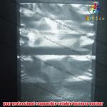 Clear Channell Food Vacuum Seal Bags With Zipper For Biscuit Packaging
