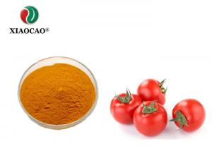 China Natural Water Soluble Organic Herbal Extracts Dehydrated Tomato Powder on sale