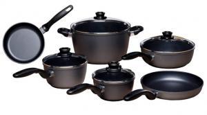 China Cast Aluminum non stick kitchenares sets on sale