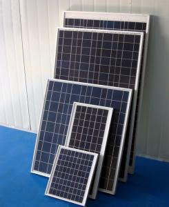 China 5w-300w solar panel polycrystalline pv module on sale