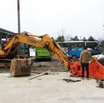 Demolition Equipment Hydraulic Shear/Hydraulic Cutting Machine For Rescue