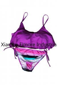 China 2016 summer women new Hot Sexy Bikini Push Up Padded Bra bikiniTriangle Bandage Set Swimsu on sale