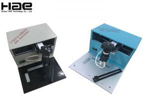 China 緑の携帯用印機械金属表面のための170 x 100つのmmの点の金槌の先のマーカー on sale