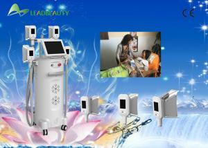 China 4 cryo handle whole body cryotherapy fat freeze cryo cryolipolysis machine fat freeze for clinic on sale