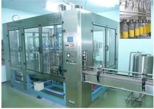 China Industrial Orange And Apple Juice Production Line For Hot Filling on sale