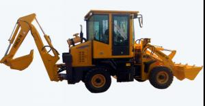 China 1600KGS WZ25-16 Full Hydraulic Backhoe Front Shovel Loader For Sale on sale