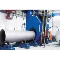 Shot blaster rust cleaning for steel pipe in very good quality and long service life