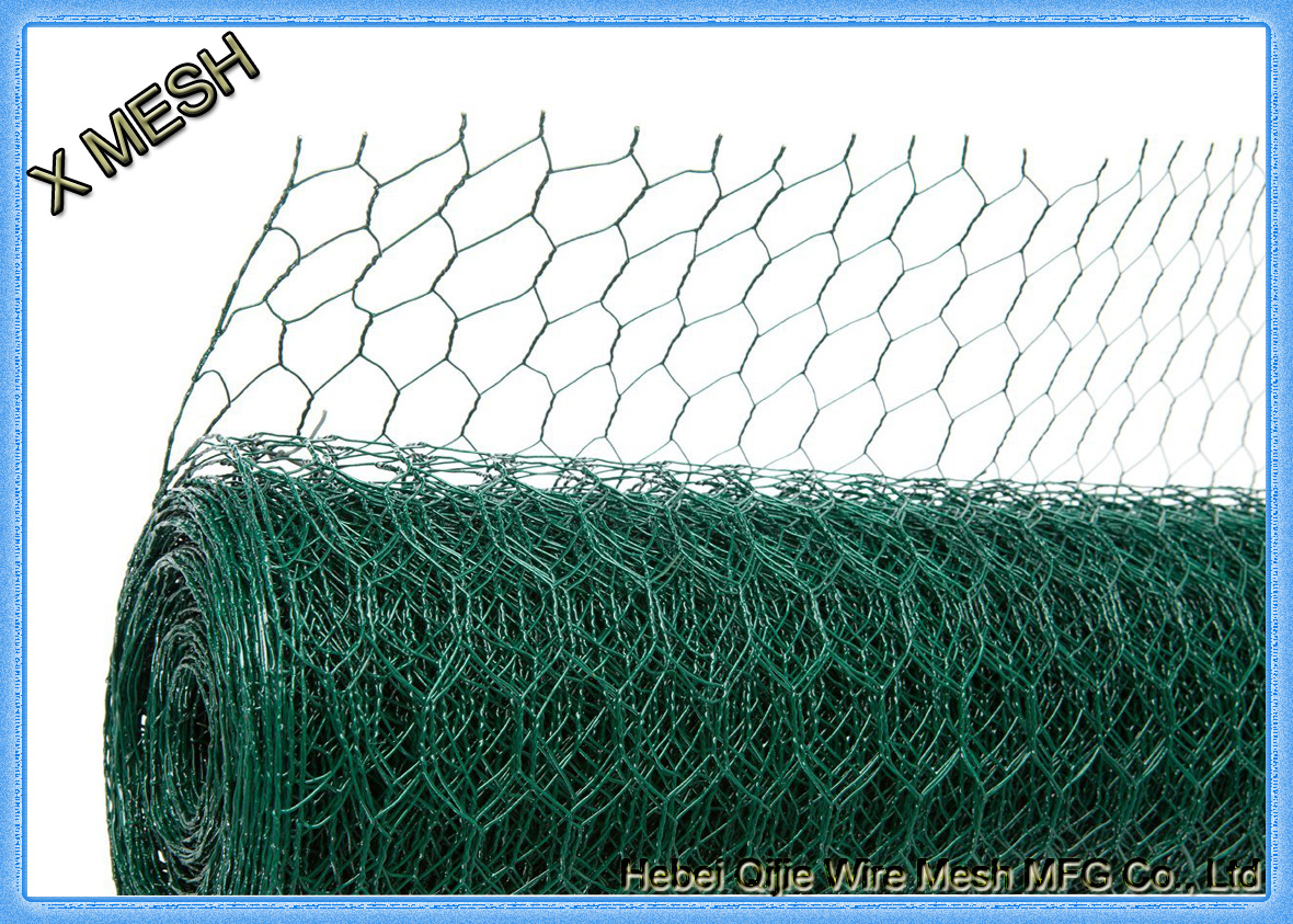 PVC Coated Heavy Duty Chicken Wire Stainless Steel Netting Mesh For ...