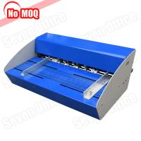 China NO MOQ metal automatic creaser paper perforating and creasing machine a3 manufacturer on sale